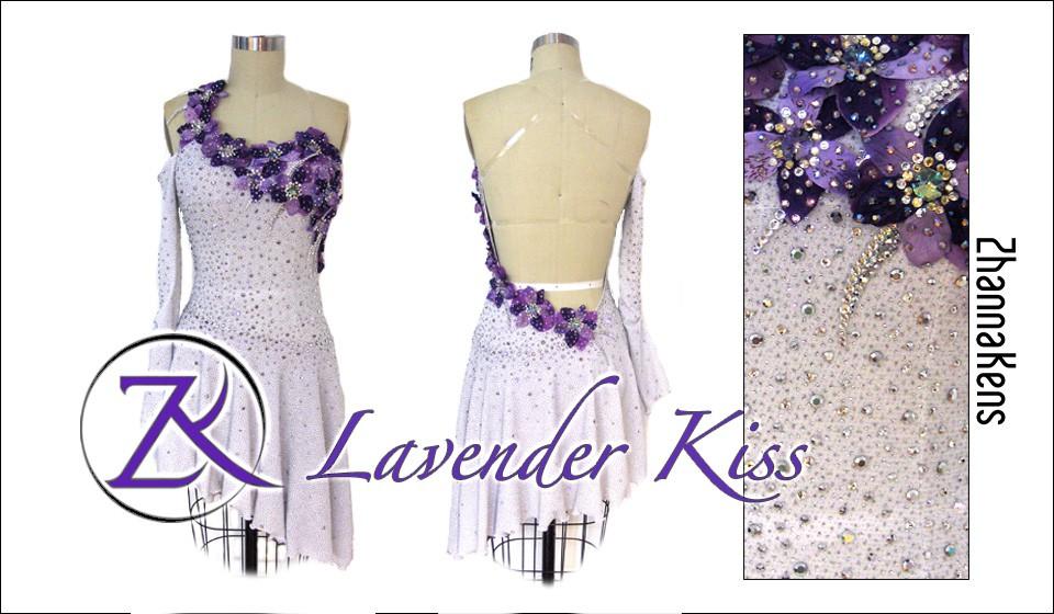 Zhannakens Lavender kiss
