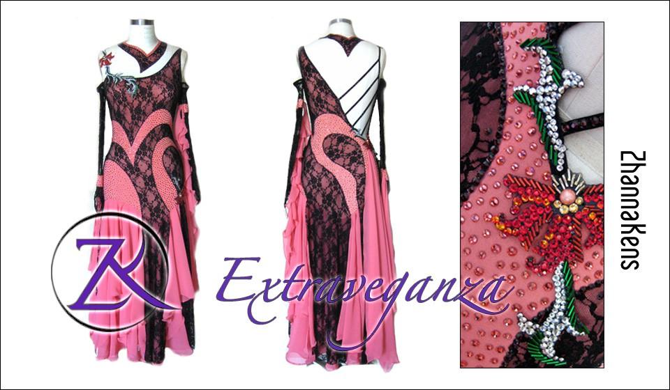Zhannakens Extraveganza dress