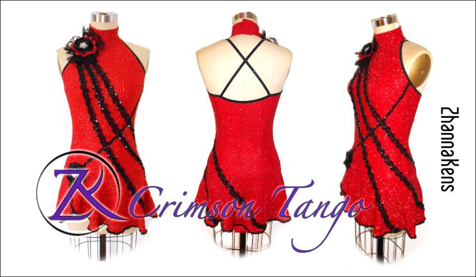Zhannakens Crimson tanga