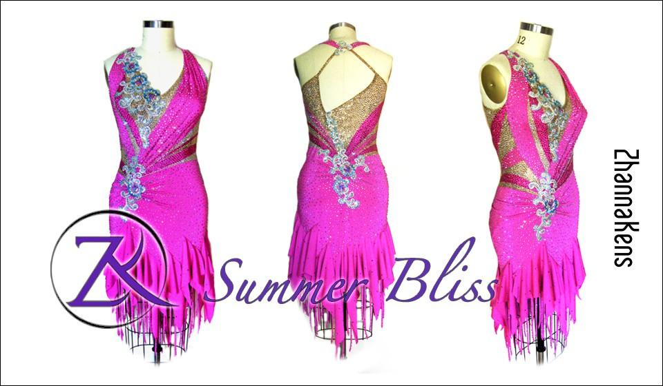 Zhannakens Summer bliss dress