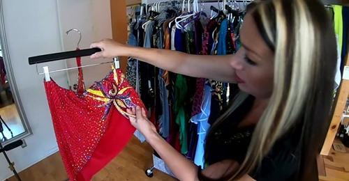 zhannakens dress and Dancewear